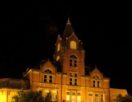 Haunted Twin City Opera House