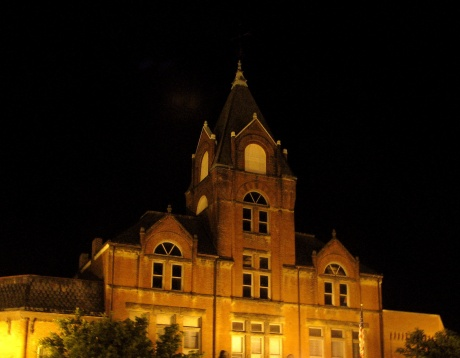 Haunted Twin City Opera House